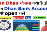 How to open Jan Dhan account