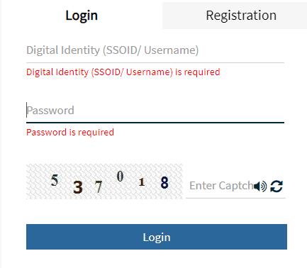 rajasthan sso portal login