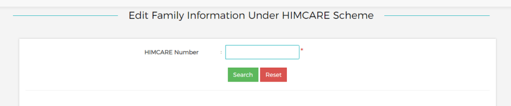 himcare card add family member