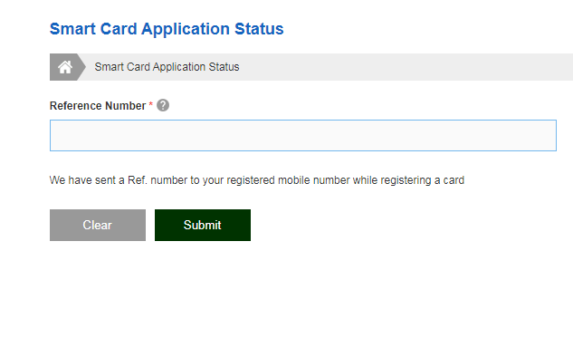 tnpds smart ration card application status