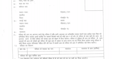 up income certificate application form pdf