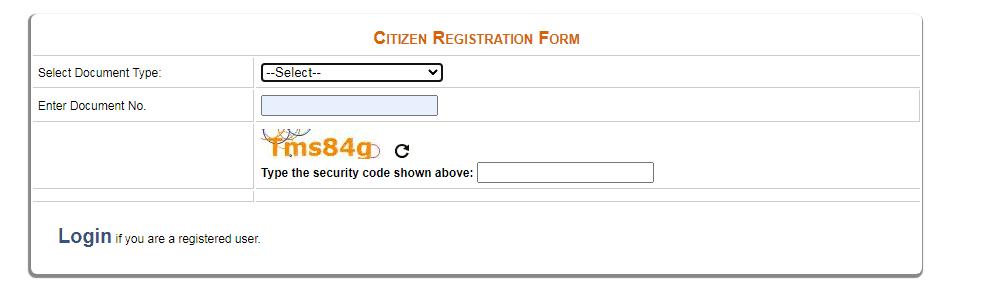 delhi e district portal registration