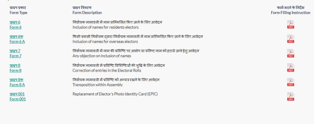 NVSP Online Voter Registration