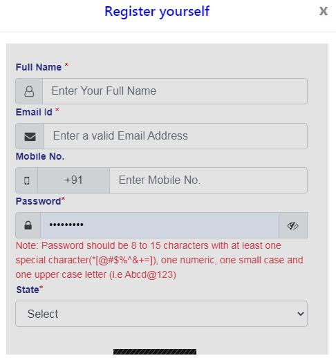 jharkhand jharsewa online registration