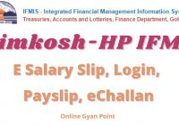 Himkosh-HP IFMS