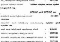 kerala plus one allotment 2021 result