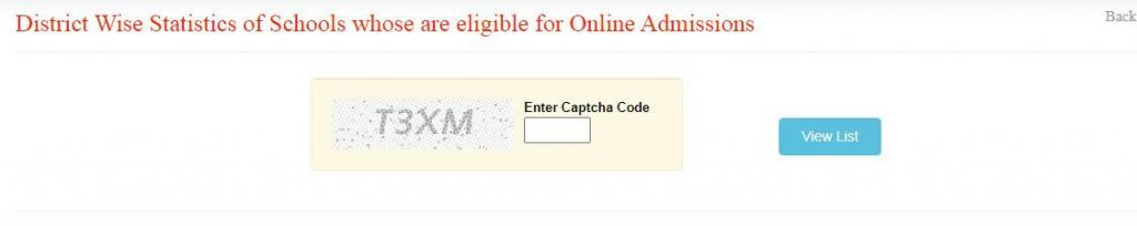 RTE Lottery MP Admission