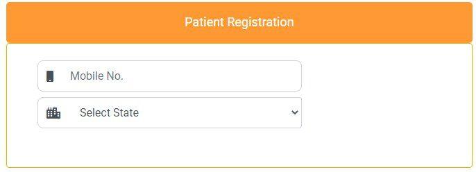 e sanjeevani patient registration form