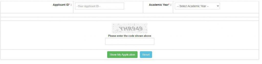 pratibha kiran scholarship application status 1
