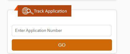 track application